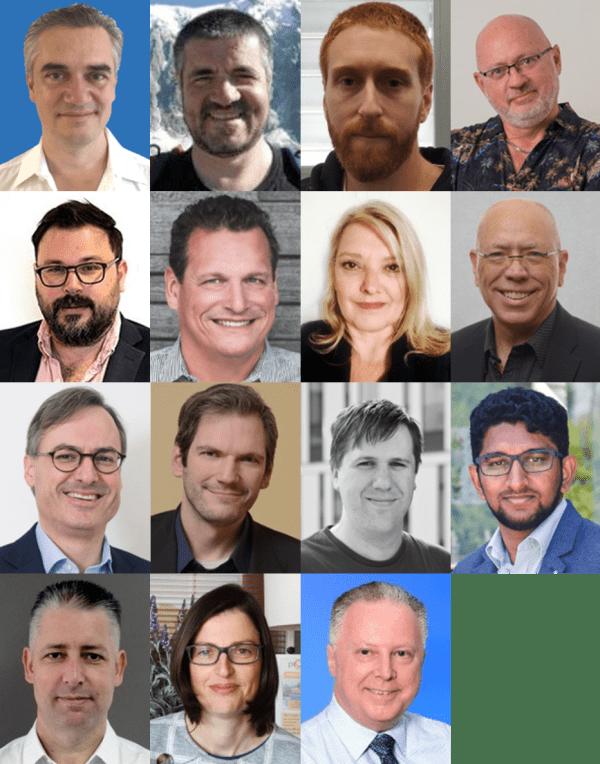 Symposium Speakers 2020